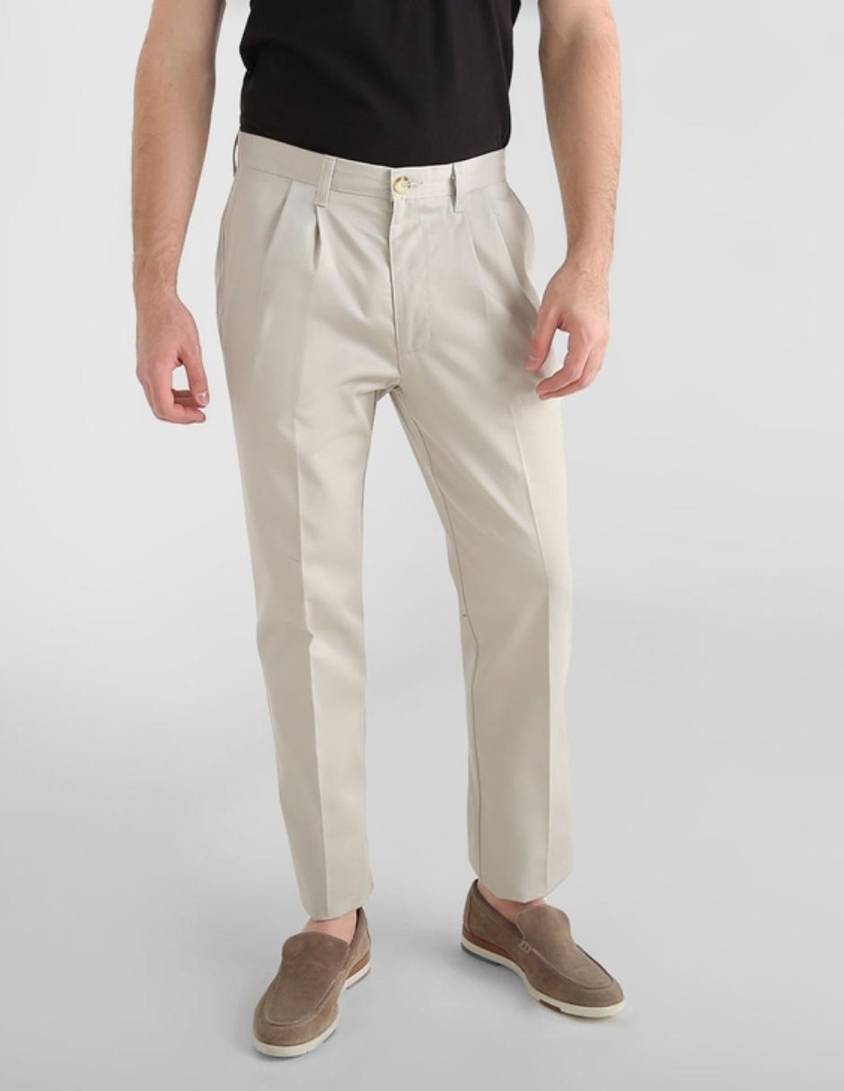 Pantalon De Vestir Mossimo Corte Skinny