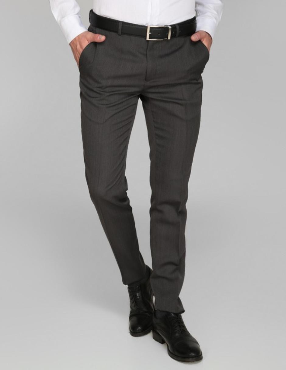 c175edb67 Pantalón de vestir Mossimo corte slim fit