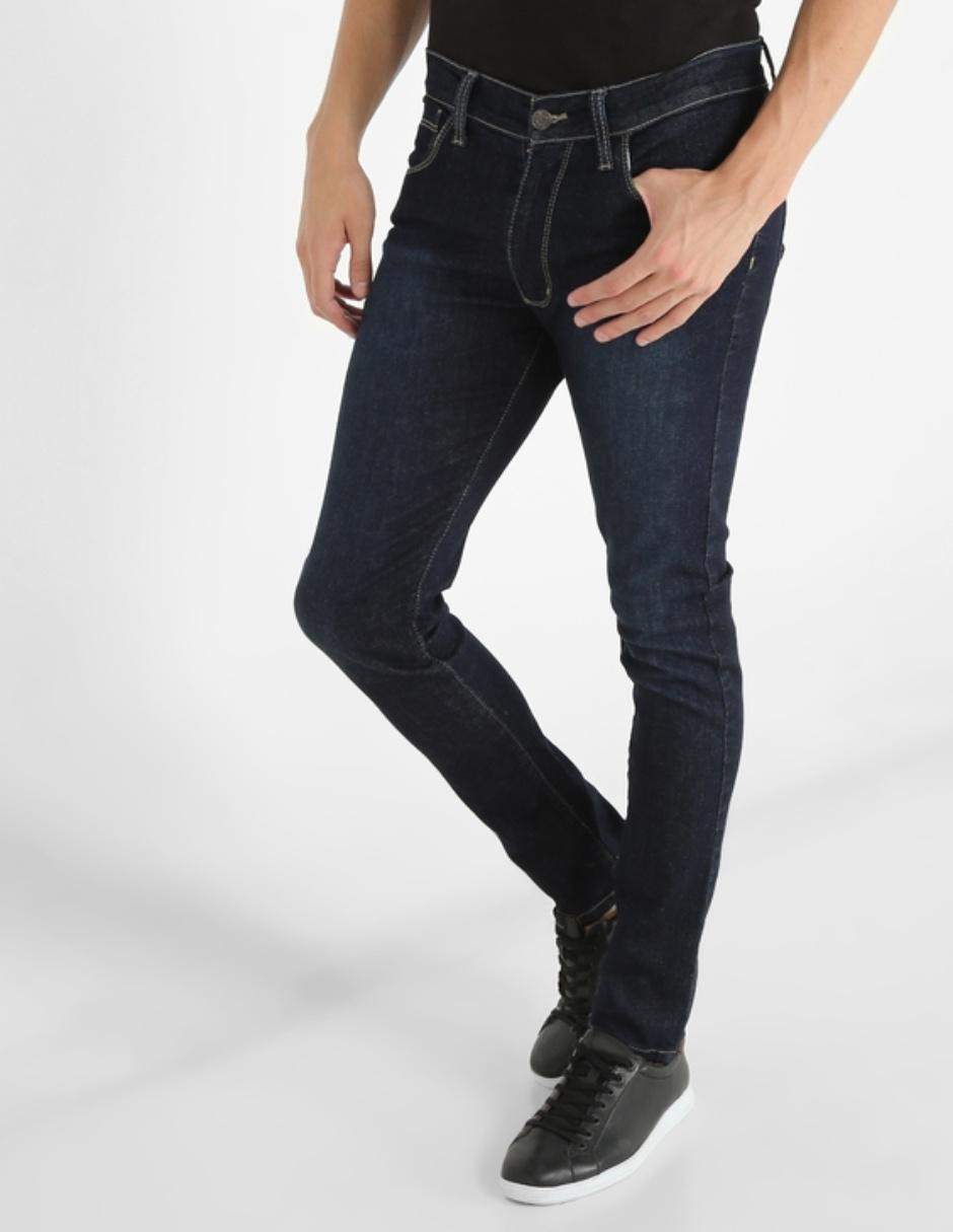 Jeans Furor Elements De Caballero Corte Slim